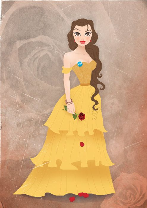 ...: Disney Fans Art, Peta Org, Disney Art, Disney Princesses Belle, Cool Artworks, Cartoon Drawings, Things Disney, Disney Belle, Disney Movie