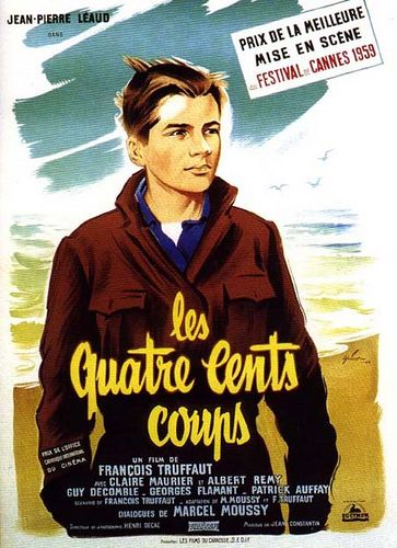 Les 400 Coups (The 400 Blows), directed by Francois Truffaut -- a gem of a film