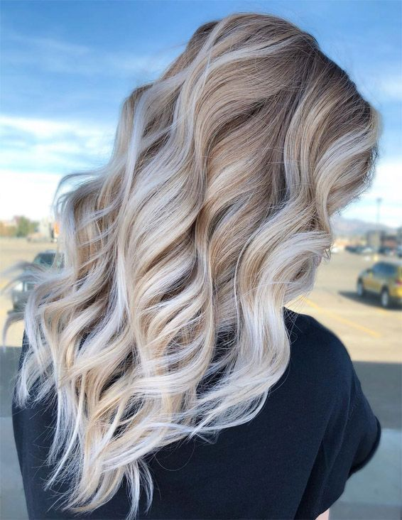 Marvelous Hair Colour Types for Blonde Women In 2019