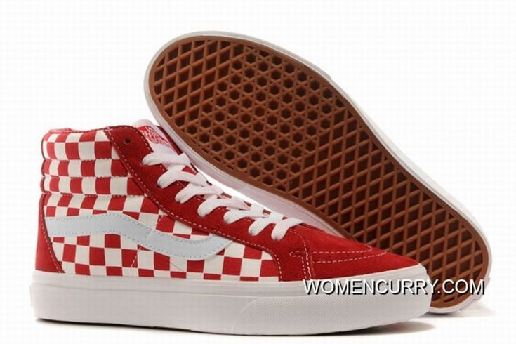 https://www.womencurry.com/vans-sk8hi-classic-checkerboard-red-white-womens-shoes-lastest.html VANS SK8-HI CLASSIC CHECKERBOARD RED WHITE WOMENS SHOES LASTEST Only $68.65 , Free Shipping!