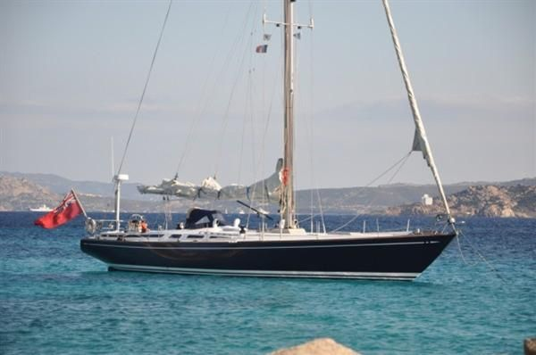 1975 Swan 48 'CLARION OF SKYE' for sale