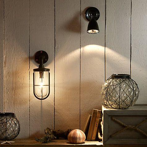 Davey Lighting Shipu0027s Wall Light