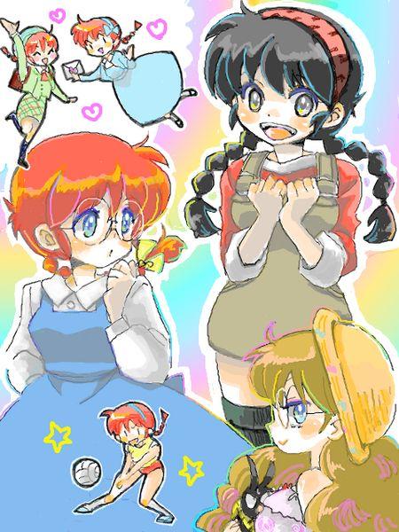 Ranma ~ Fansite:http://eluniversoderanma.wix.com/eluniversoderanma - Todo sobre Ranma ½! Tags: eluniversodeRanma, Ranma 1/2, Akane, Fanart, Ranma Saotome, Ranma ½, Rumiko Takahashi