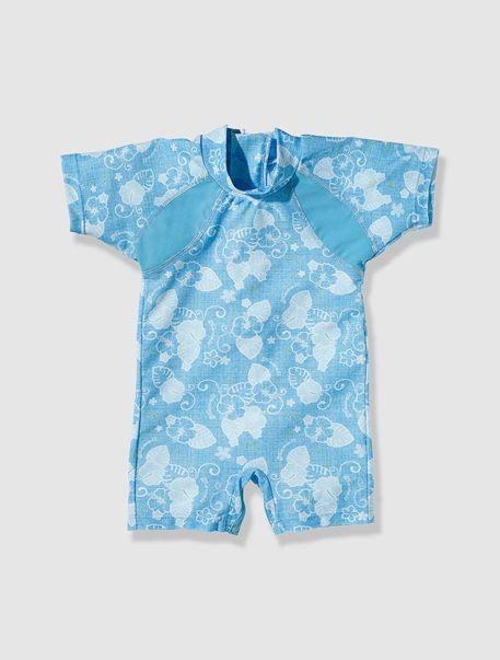 UV-Protective Swimsuit