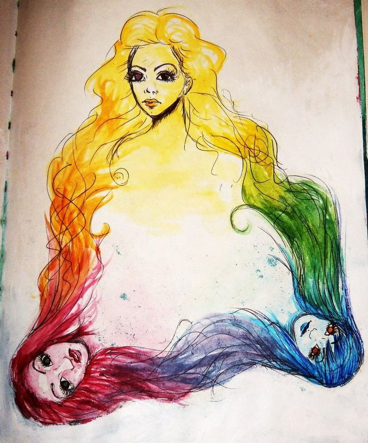 ♥love this concept for a color wheel, very beautiful and well done♥ creative color wheel designs | creative color wheel by TheGingerHasSpoken on deviantART
