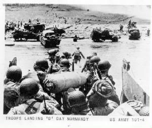 d-day largest invasion ever