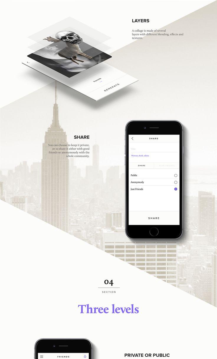 Neverland Application on App Design Served