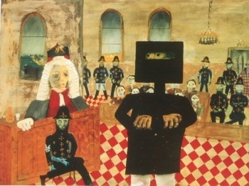 Sidney Nolan's Ned Kelly
