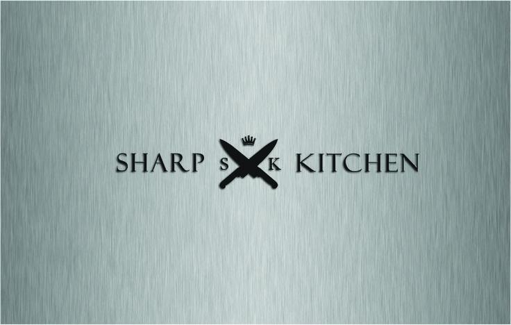 SHARP KITCHEN Logo