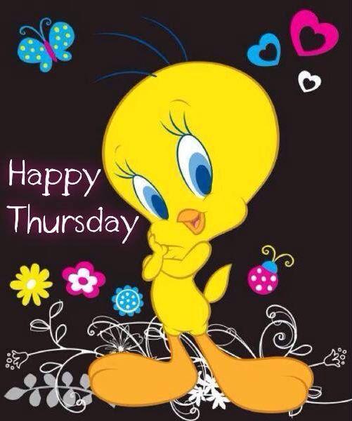 Good Thursday Morning Friends