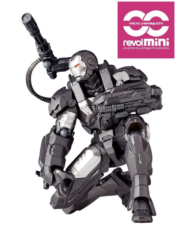 マイクロヤマグチ リボルミニ アイアンマン2 ウォーマシン rm-006