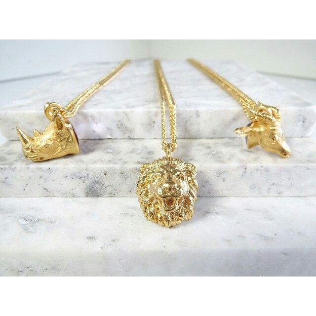 Now shipping worldwide!  #billskinner #jewellery #jewelry #gold #silver #necklace #animals #lion #rhino #antelope #charms #jewelryoftheday #jewelryaddict #boutique #international #uk #manchester #worldwide #shop #love #like #follow #hoochiemama_me