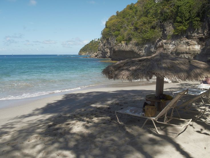Smugglers Cove, St Lucia | Flickr - Photo Credits = Bernhard Koradi