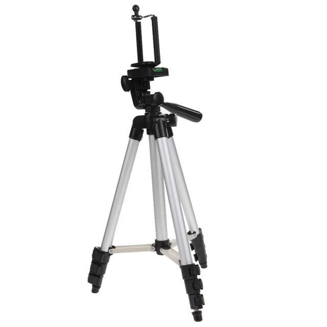 Professional Adjustable Camera Tripod Projector Stand Holder Mount for DLP Projector iPhone Samsung Cell Phone +Bag