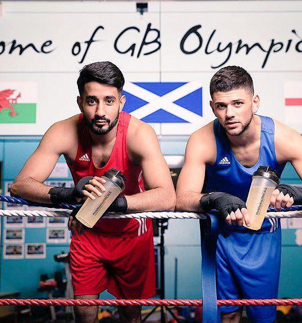 Joe Cordina and Qais Ashfaq, British boxers, will be representing Great Britain…