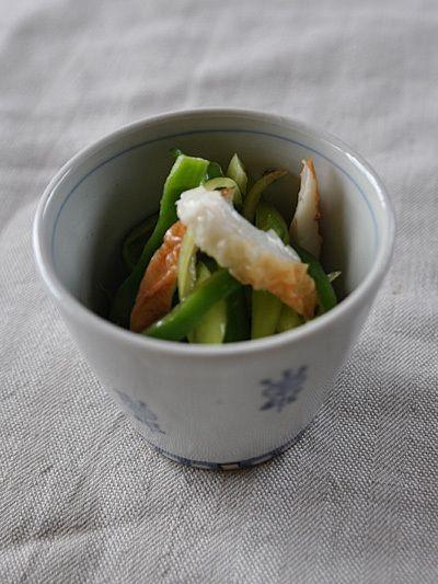 ピーマンちくわ by toumonさん | レシピブログ - 料理ブログのレシピ満載!