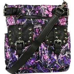 Muddy girl crossbody hand bag!