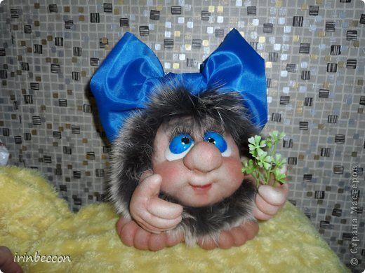 Игрушка Куклы Поделка изделие Шитьё Очередное НЕДОРАЗУМЕНИЕ  фото 5