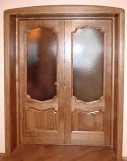 двери межкомнатные деревянные со стеклом фото: 18 тыс изображений найдено в Яндекс.Картинках