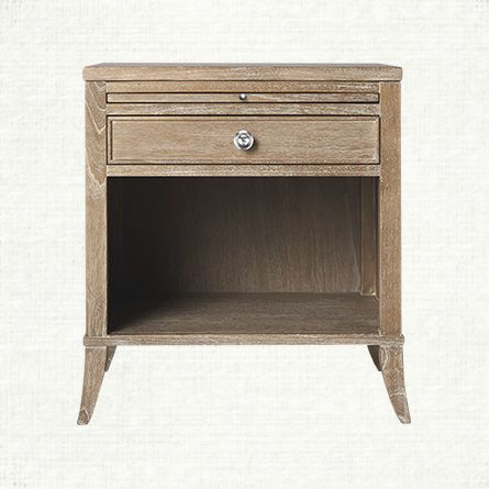 Addison Nightstand In Natural | Arhaus Furniture
