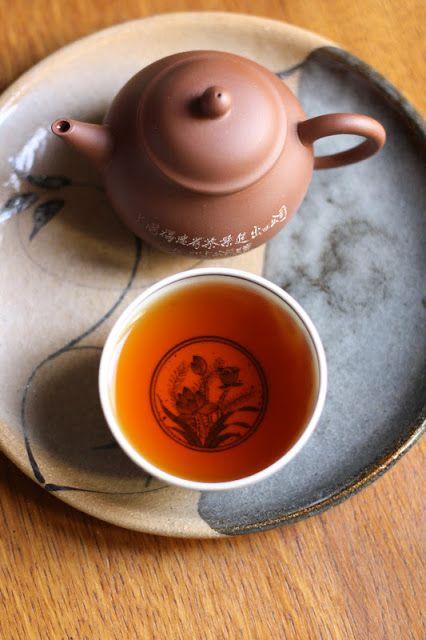 Tea, glorious tea