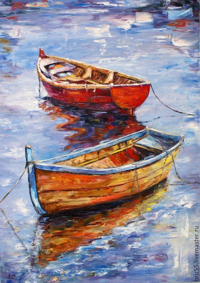Лодка фото как нарисовать