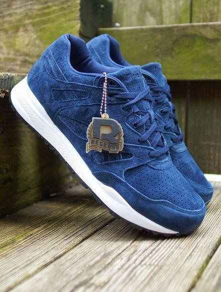 b46807814b88dc reebok sneakers blue Sale
