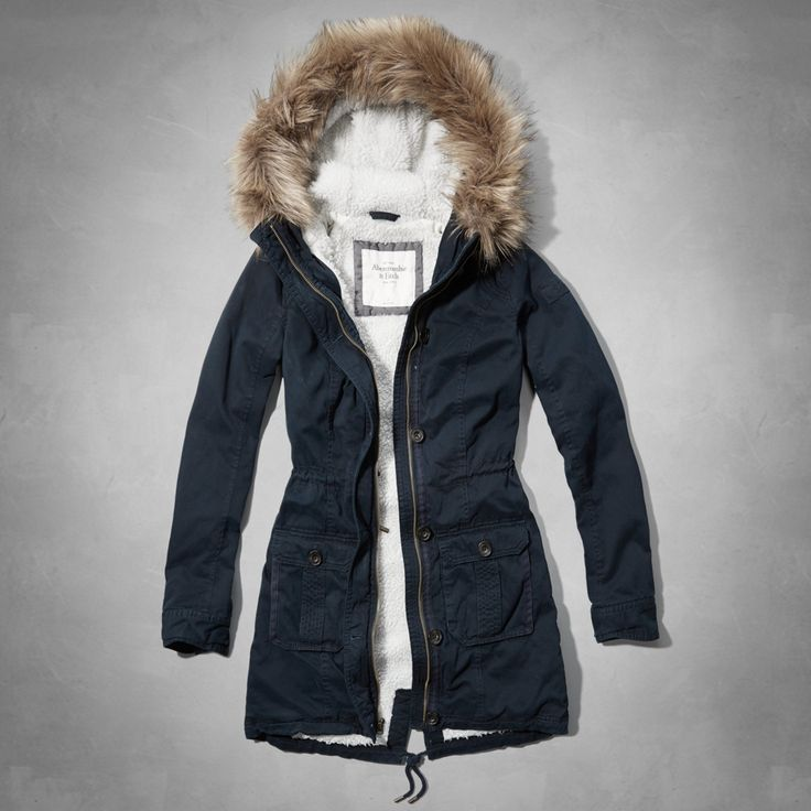 17 Best images about Parkas on Pinterest | Abercrombie fitch