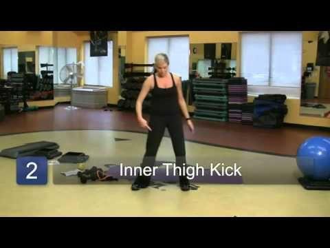 obese exercises beginning program