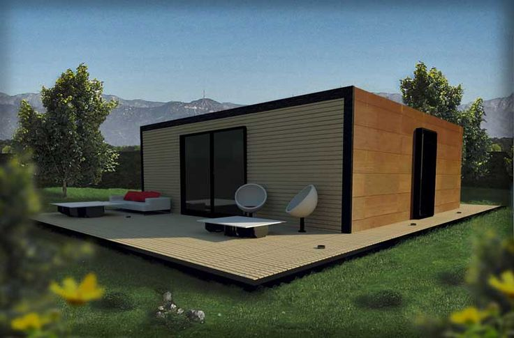 M s de 25 ideas incre bles sobre construccion de casas - Construccion de casas modulares ...