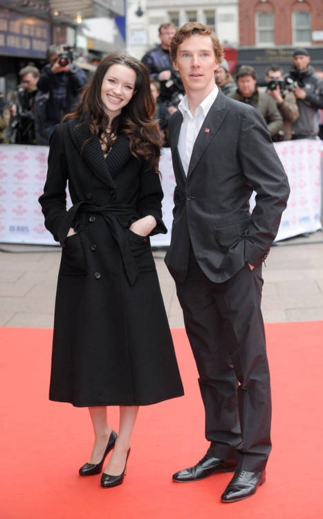 so Sweet ! Benny and Talulah Riley