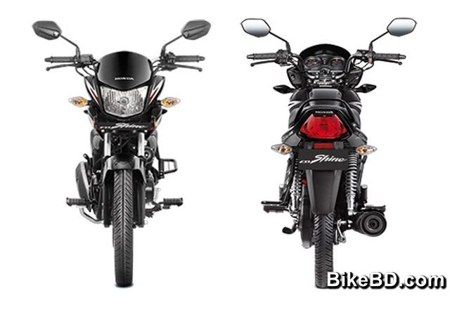 Honda Cb Shine Review Successful Commuter From Honda Honda Cb