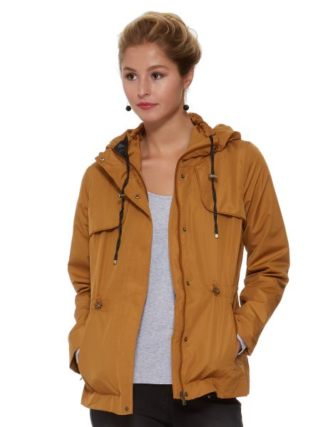 Zest Weekend Hooded Jacket product photo #NewandNow