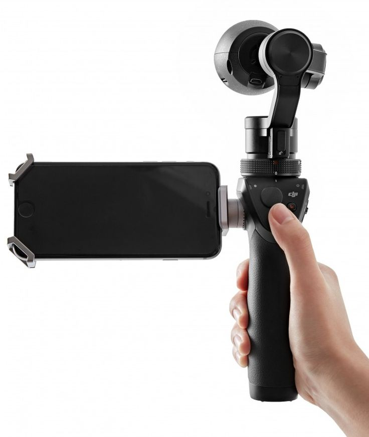 [VIDEOS] DJI Osmo Is a Powerful 4K Camera with an Integrated 3-Axis Gimbal Stabilizer—Examples; $650; Details>