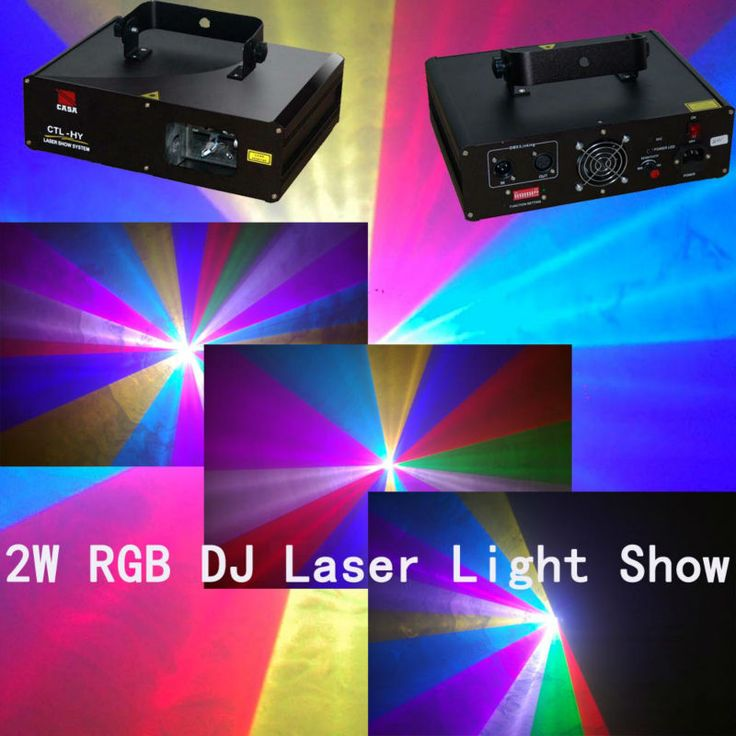 Hot Selling   Laser Stage Light Lighting  Effect For Party Show Disco Club DJ La…