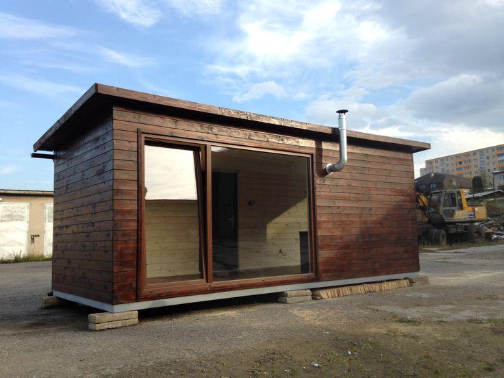 Tiny house from wood sale / portable cottage/ patrikbirka@gmail.com / Slowakia