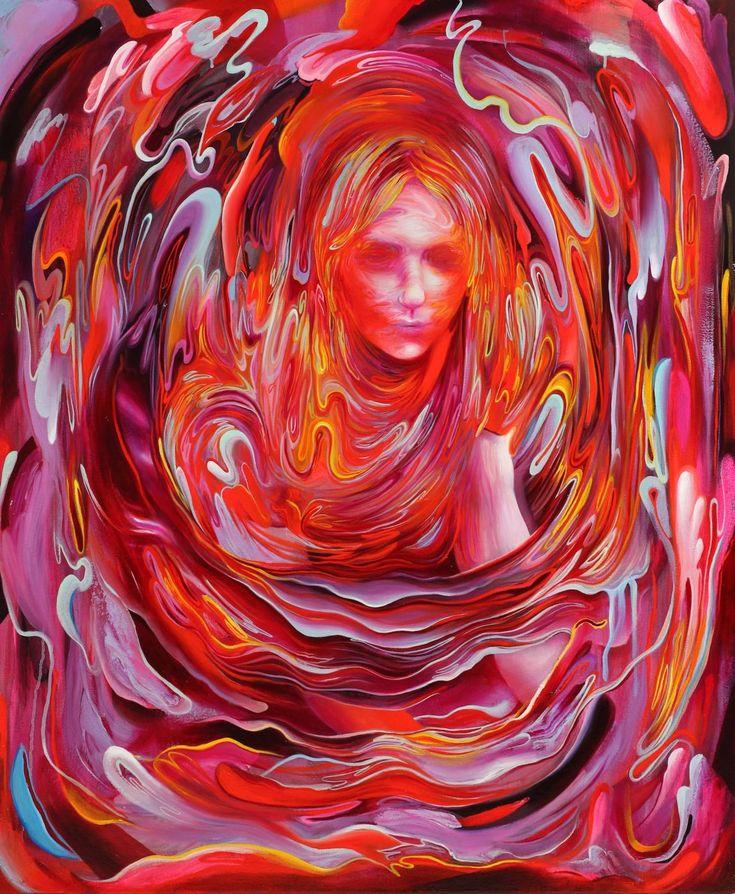 Michael Page // Elan Vital show #art