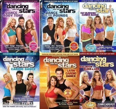 Dancing with the Stars Dance with Louis DVD Set - Sexy ...