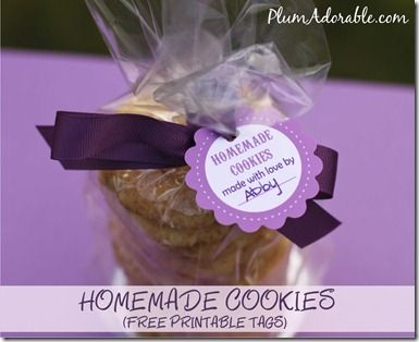 Homemade CookiesFood Diy, Fun Ideas, Gift Tags, Baking Sales Recipe, Favorite Pin, Printables Cookies, Diy Stuff, Cookies Tags, Baking Sales Tags