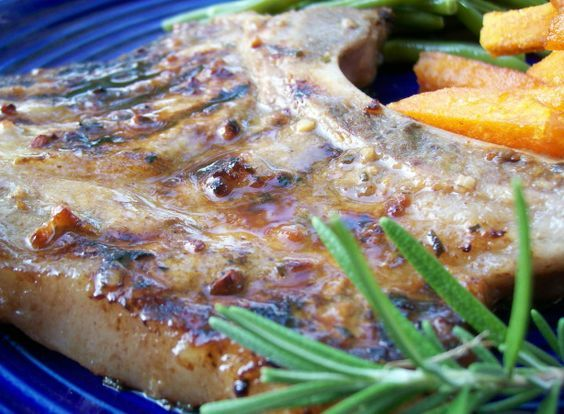 Marinade for Lamb Chops - or Any Other Meat