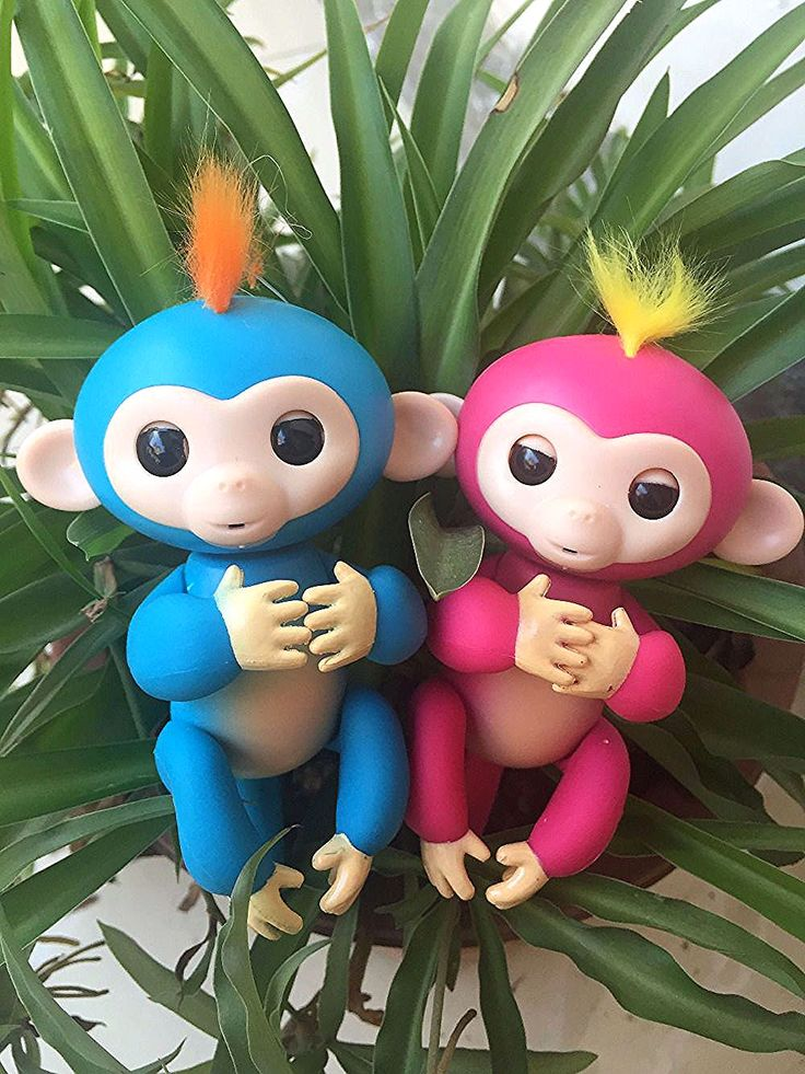 2018 New Interactive Baby Monkeys Toy Smart Colorful Smart ...
