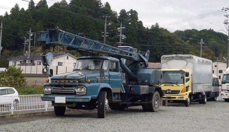「いすゞのボンネット型トラッククレーン」あにこのブログ記事です。自動車情報は日本最大級の自動車SNS「みんカラ」へ!