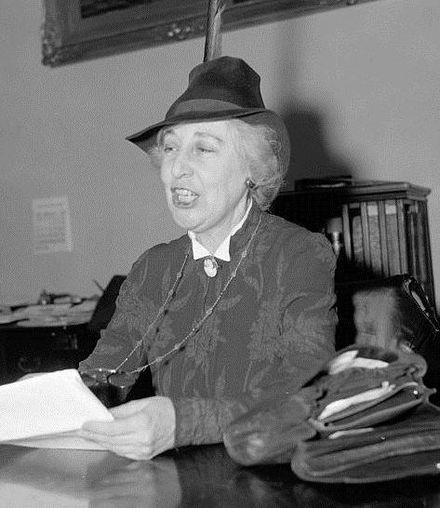 Jeannette Rankin - Wikipedia, the free encyclopedia