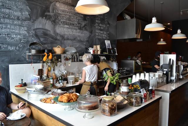 Kaper Design; Restaurant & Hospitality Design: Astro Coffee