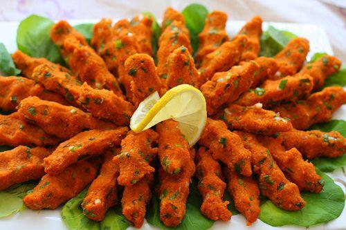 Ayşenputtel: Türkische Rezepte (2) - Mercimek Köftesi