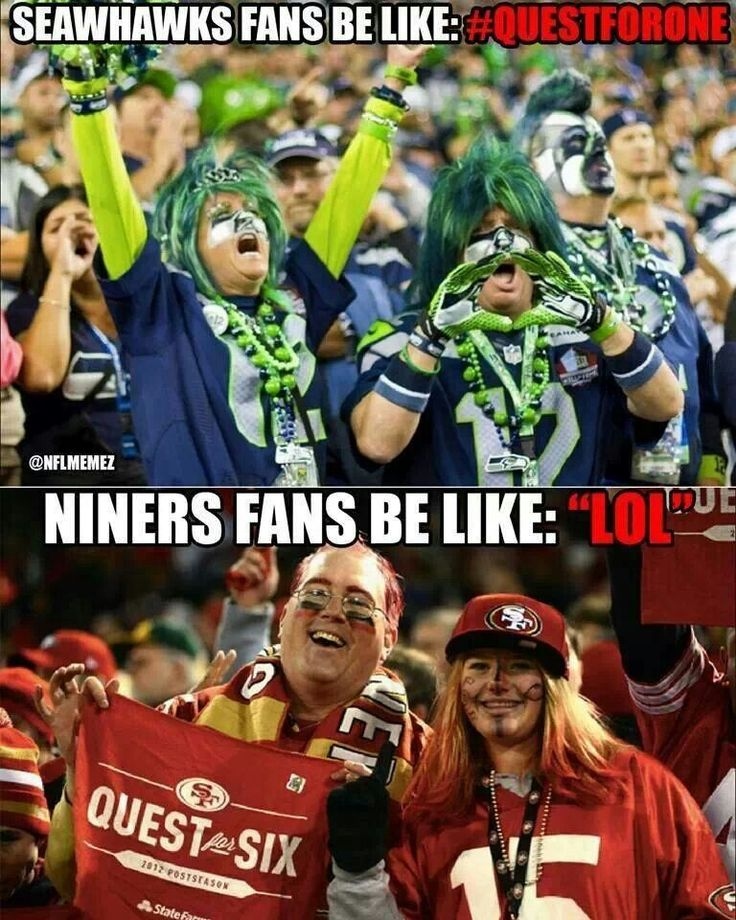 Not one for these bad grammar memes, but this one at least rings true for me. Good luck Seahawks,  maybe you'll finally get a ring! #GoBroncos