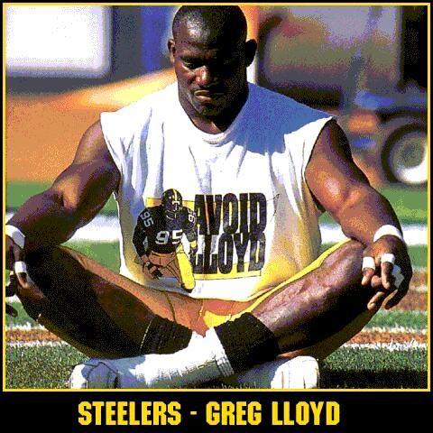 Greg Lloyd #Steelers #NFL