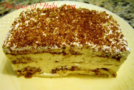 Traditional Italian Tiramisu | Enjoy this authentic Italian recipe from our kitchen to yours. Buon Appetito!