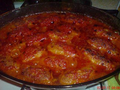 Τέλεια πεντανόστιμα σουτζουκάκια !συνταγή από την μαμά! ~ ΜΑΓΕΙΡΙΚΗ ΚΑΙ ΣΥΝΤΑΓΕΣ