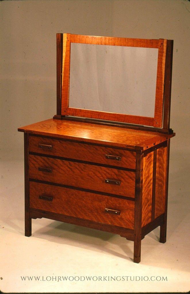 cheap 3 drawer dresser with mirror